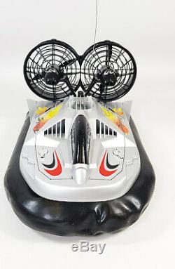 NEW Super RC Hovercraft rechargeable war boat remote control gift toy Boat RTR