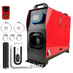 New 8000W Air Diesel Heater All in One 12V 8KW LCD Remote Control Car Boat