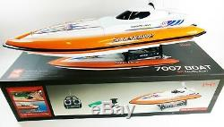 New Double Horse Mosquito 7007 Rc Radio Remote Control High Speed Racing Boat