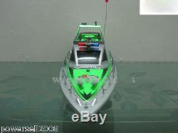 New Length 43CM Remote Control Boat Simulation patrol Boat Model Gift Toys