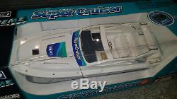 Nikko RC Xtreme Fleet Super Cruiser Remote Control Yacht Boat Over 30 Inches NEW