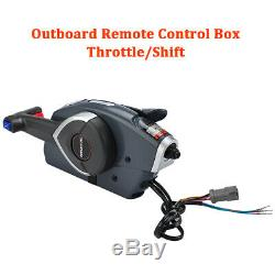 OEM Outboard Side Mount Remote Control Box 5006180 For BRP Johnson Evinrude Boat