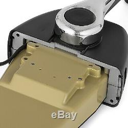 Outboard Binnacle Remote Control Box for Yamaha Boat Engine Console 704 Single