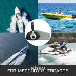 Outboard Remote Control Boat Throttle Box 8M0011213 Concealed For Mercury