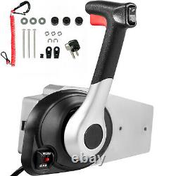 Outboard Remote Control Boat Throttle Concealed Side Mount 8M0011213 For Mercury
