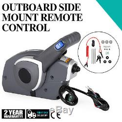 Outboard Remote Control Box Throttle/Shift for BRP Johnson Evinrude Boat 5006180