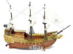 Pirate Ship Radio Remote Control Boat RC Skull & Swords Twin Propellers New