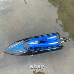 RC Boats for Kids Adult 25KM/H High Speed Racing Boat 2.4G 4ch Remote Control