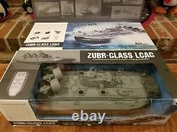 RC Hovercraft Kit Remote Control Speed Boat ZUBR-CLASS LCAC
