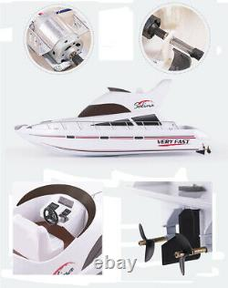 RC Remote Control 2.4G RTR Salina Speed Boat Yacht Dual Motor