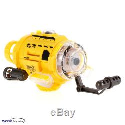 RC Remote Control Submarine with 0.3MP Camera Boat With LED Light Toys Gift Kids