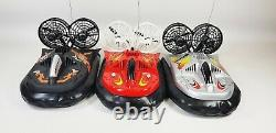 RC Remote Radio Controlled Hovercraft Amphibious Hover Boat Typhoon Model Toy