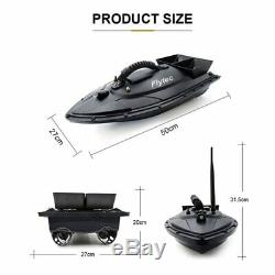 RC Wireless Fishing Lure Bait Boat Fish Finder 500M Remote Control RTR bait NEW