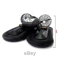 Radio Remote Control Amphibious Hover ship Model 6CH Hovercraft Air Boat RC RTR