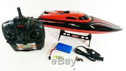Radio Remote Control Toys Skytech H101 Racing Speed Boat RC Racing Double Horse