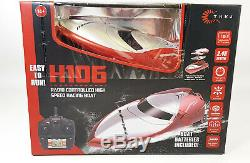 Radio Remote Control Toys Skytech H106 Racing Speed Boat RC Racing Double Horse