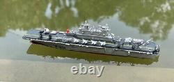 Rc Battleship Boat Large Scale High Speed Remote Control Boat, 2.4Ghz kids Gift