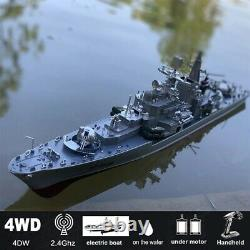 Rc Battleship Boat Large Scale High Speed Remote Control Boat Rc Boats 31 inch