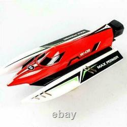 Rc Boat Wltoys Wl915 2.4ghz Brushless Motor High Speed 45km/h Racing For Kids
