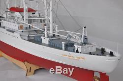 Rc Remote Control German San Diego Cargo Freighter ship boat