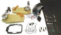 Remote Control 45000 Dual Engine Console Mount for 1994 & Up Outboard Engines