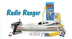 Remote Control Boat 34 RC Boats for Fishing Catch Real Fish