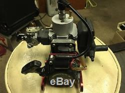 Remote Control Boat Engine Package