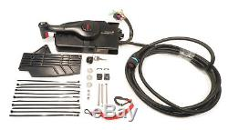 Remote Control Box Side Mounted with Tilt & Power Trim for Mercury Quicksilver