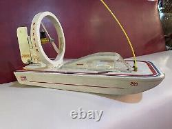 Remote Control Gas Powered Toy Air Boat