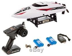 Remote Control High Speed Super Power Racing Electric RC Boat 2.4GHz Pools Lakes