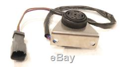 Remote Control Mount 1973-1995 Motors with Wiring Harness Adapter 076844, 176711