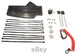 Remote Control fits 1993 & Higher Mercury Mount Outboard with 8 Pins, 40HP & Up