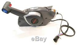 Remote Control with Emergency Lanyard for OMC Evinrude 0175945, 175943, 176380