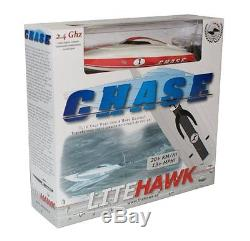Remote Controlled Boat RC 9 High Performance 2.4 GHz Racing Motor Boat For