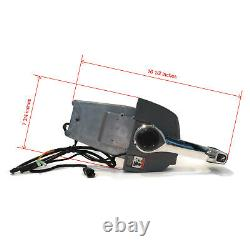 Remote Throttle Control with Hardware & Instruction Manual for Johnson 5006182