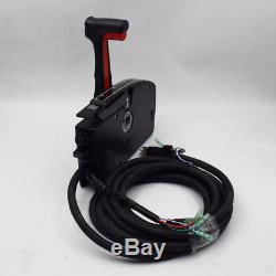 Right Side Boat Motor Outboard 8Pin Mount Remote Control Box Cable For Mercury