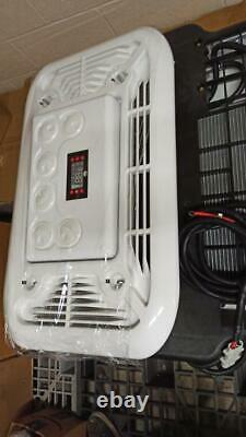 Rooftop Electric 12 Volt Air Conditioner Truck Motorhome RV boat yacht