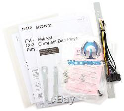 SONY CDX-M20 CD MP3 EQUALIZER AUX MARINE BOAT 208W AMP STEREO RECEIVER RADIO NEW