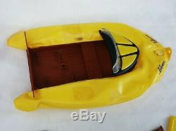 Schuco 763360 Fernlenk Schlauchboot / Remote Controlled Inflatble Boat Boxed