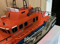 Severn Class Lifeboat RNLI Radio Controlled Model with Remote Complete With Box