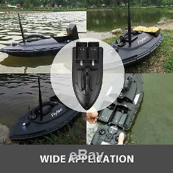 Smart Fishing Bait Boat 500m 5.4km/h Remote Control RC Fish Finder 1.5kg Loading
