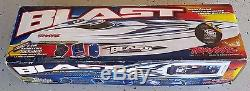 Traxxas Blast High Performance Electric RC Race Boat In The Box Remote Control