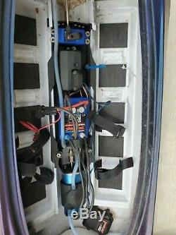 Traxxas Spartan RC Speed Boat Remote Control GPS Speed Module 50MPH Transmitter