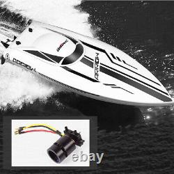 UDI005 50km/h Brushless RC Racing Boat Remote Control Hobby Toy Birthday Gift US