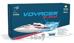 UDI007 Voyager Remote Control Boat for Pools, Lakes and Outdoor Adventure High