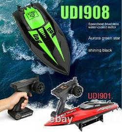 UDI908/901 Brushless RC Racing Boat 40KM/h High Speed Electronic Remote Control