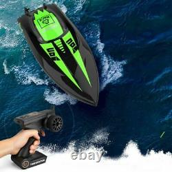 UDI908 RC Boat, Remote Control Boat for Kids&Adults, 2.4Ghz Electric Racing Boat