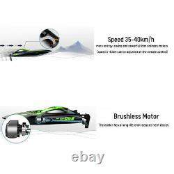 UDI908 RC Ship 2.4G 40km/h Brushless High Speed Electronic Remote Control Boat