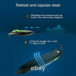 UDI 908 2.4G RC Brushless Racing Boat 50KM/H Remote Control Gift Boat Water Cool