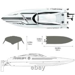 UDI High Speed Brushless RC Racing Boat Electronic Remote Control Boat Gift